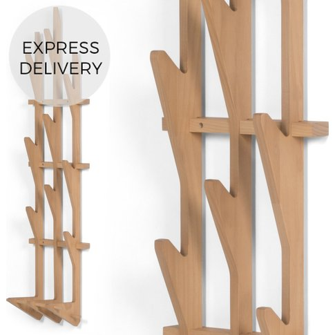 Hawthorn Coat Rack, Pine