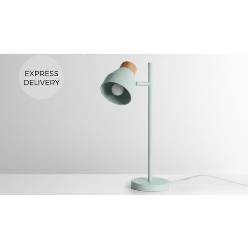 Albert Table Light, Duck Egg