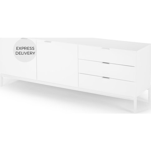 Marcell Sideboard, White