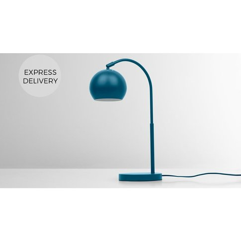 Jak Table Lamp, Teal