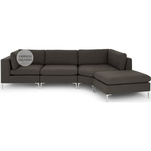 Monterosso Right Hand Facing  Modular Chaise End Sof...
