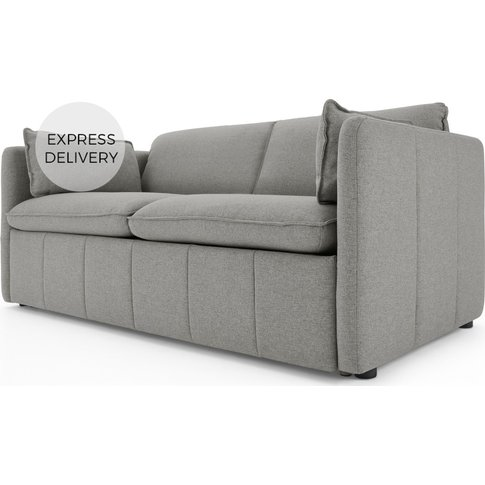 Tibor Sofa Bed, Mountain Grey