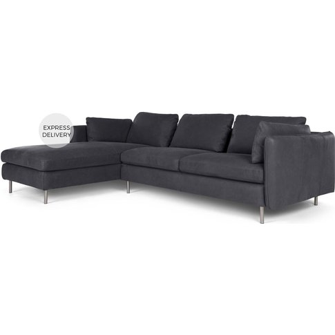 Vento 3 Seater Left Hand Facing Chaise End Corner So...