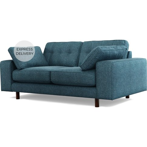 Content By Terence Conran Tobias, 2 Seater Sofa, Tex...