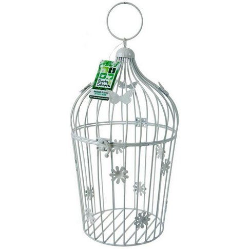 Butterfly Birdcage Planter