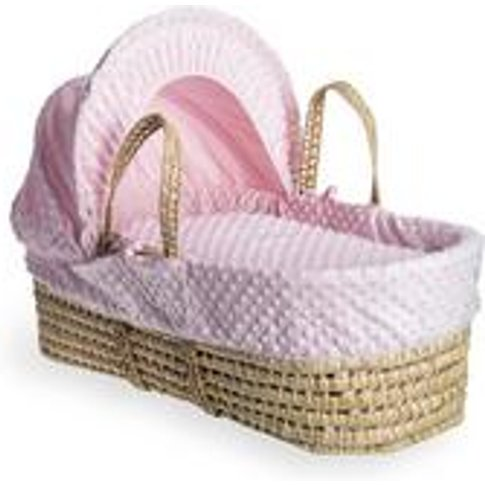 Dimple Palm Moses Basket