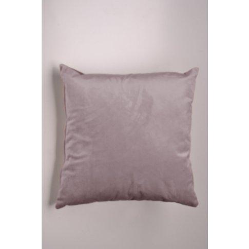 Plain Velvet Filled Cushions