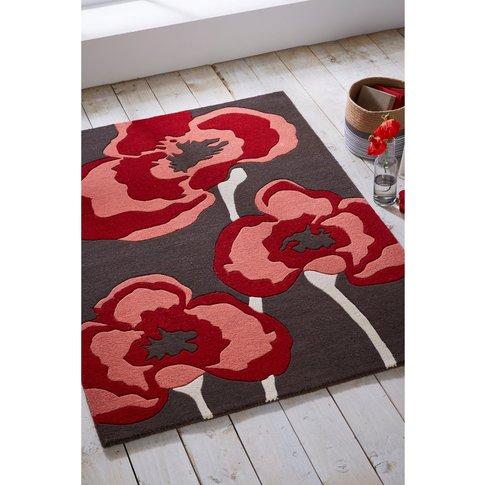 Poppies Wool Rug