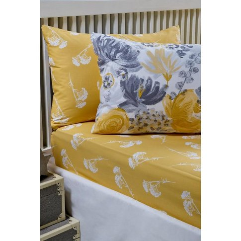 Floral Bloom Fitted Sheet