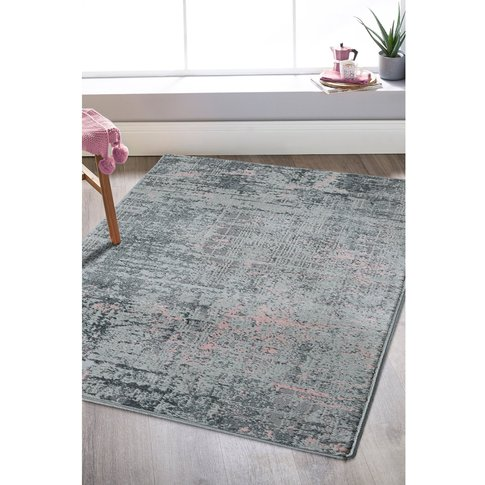 Cubist Abstract Rug