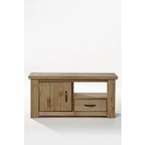 Canterville Solid Pine Tv Unit