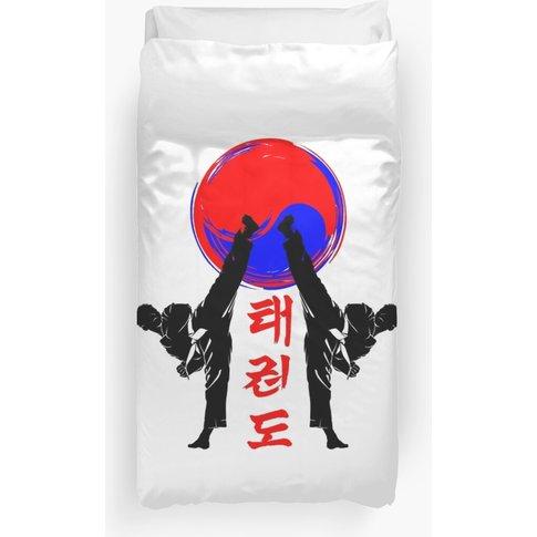 Taekwondo Badge Black High Kick Korean Martial Art K...