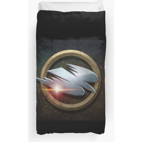 White Canary Legends Of Tomorrow Duvet Cover