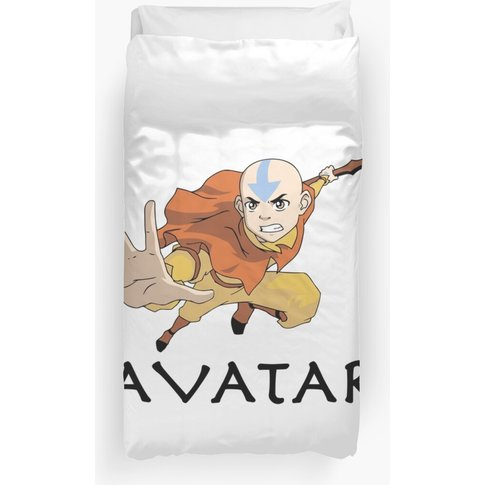 Avatar - The Legend Of Aang Duvet Cover