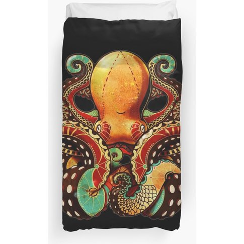 The Octopus Duvet Cover