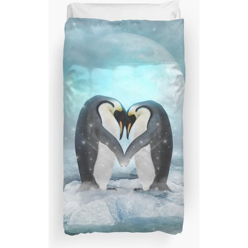 Listen Hard To Your Soul Duvet Cover