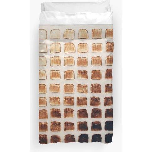 Toast Duvet Cover