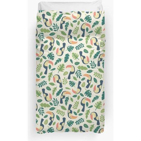 Toucans Duvet Cover