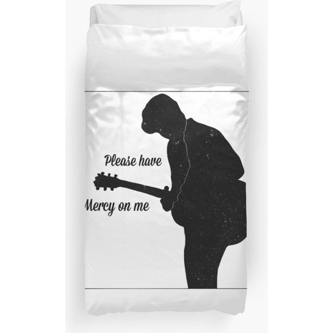 Shawn Mendes Mercy Duvet Cover