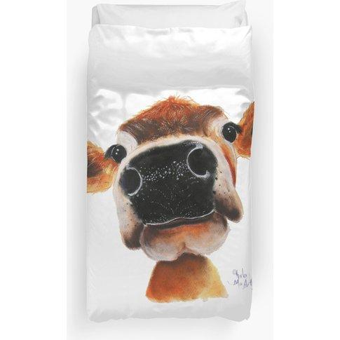 Jersey Cow Print ' Jersey Joy ' By Shirley Macarthur...