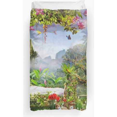 The Forest Dreaming Duvet Cover
