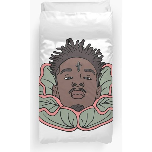 21 Cabbage - Green Duvet Cover