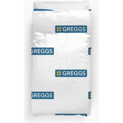 Greggs Logo Duvet Cover