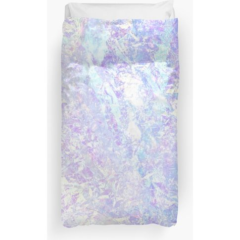 Iridescent Duvet Cover