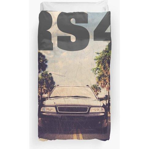 A4 Rs4 B5 Palm Beach & Quot; Duvet Cover