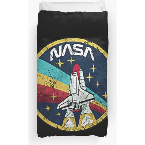 Nasa Duvet Cover