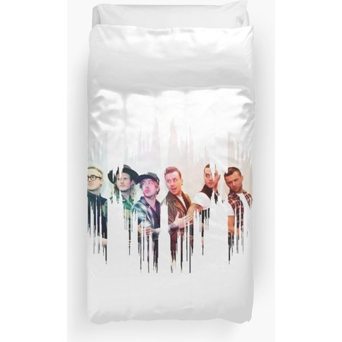 Mcbusted Duvet Cover