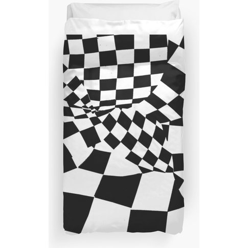 Checkerboard Duvet Cover