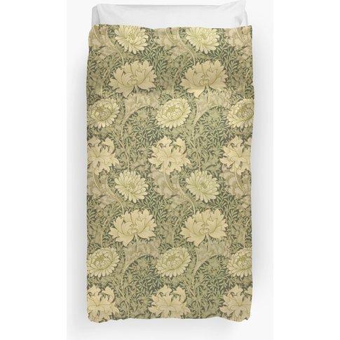 Chrysanthemum Duvet Cover