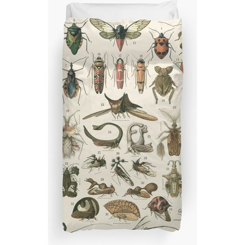 Insects 2 Duvet Cover