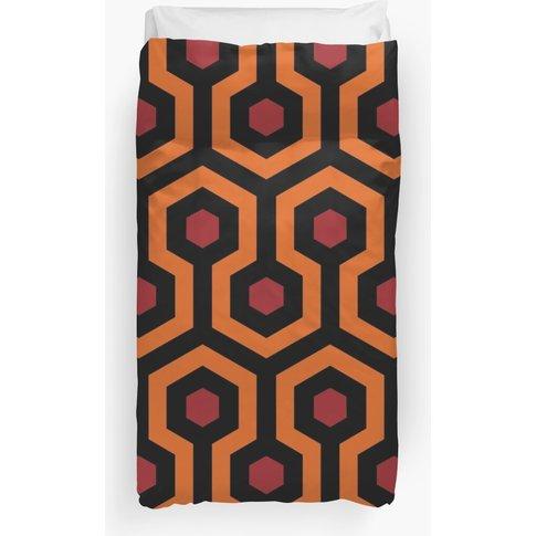 Shining Hexagon Original Duvet Cover