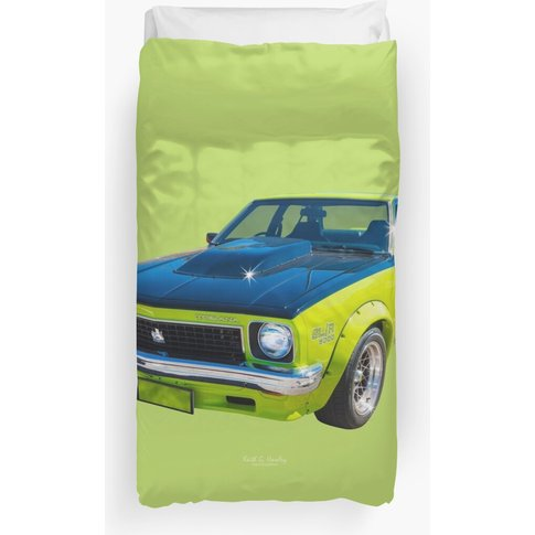 Sl/R 5000 Muscle Duvet Cover