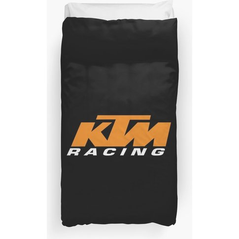 Ktm Racing Duvet Cover
