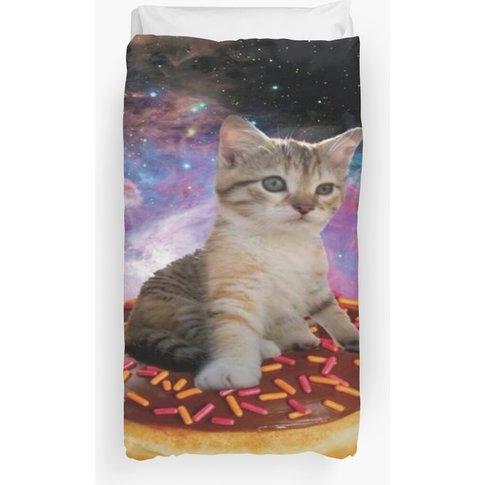 Cute Cat Duvet Cover