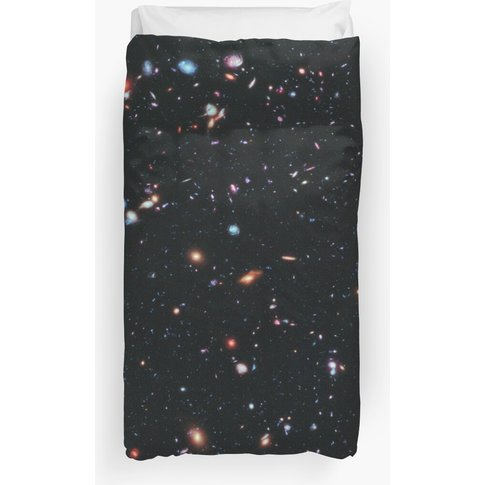 Hubble Extreme Deep Field Image Of Outer Space Duvet...
