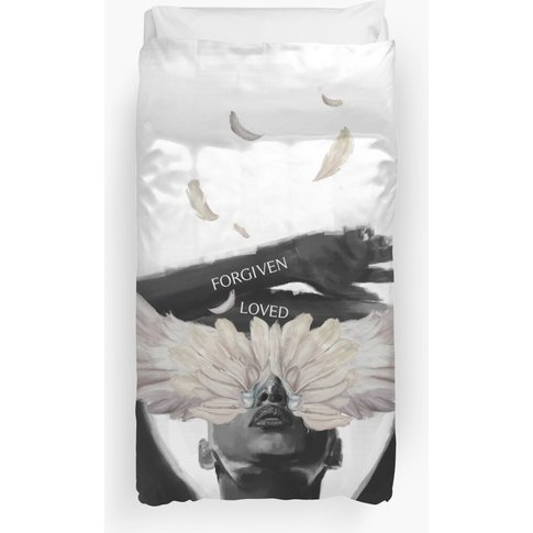 Salvation Duvet Cover