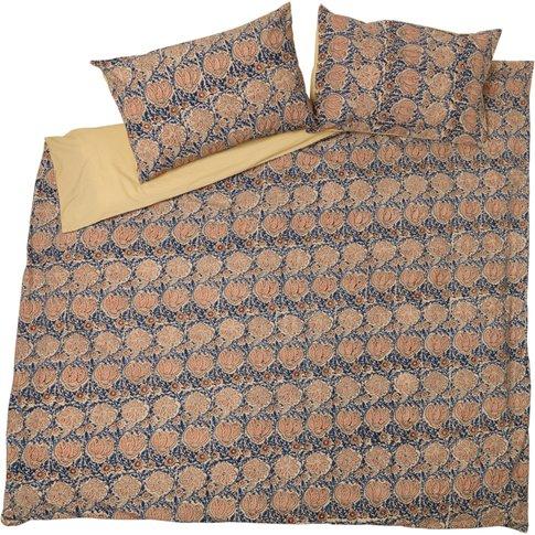 Indian Garden Duvet Cover - King Size