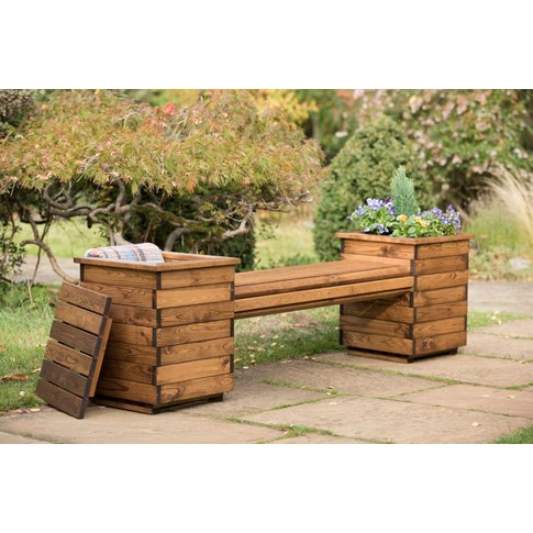 Rspb Garden Planter Seat