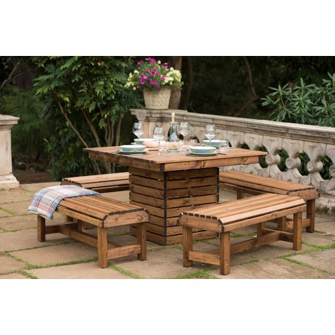 Rspb Garden Table Set
