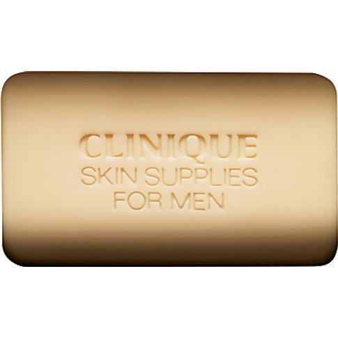 Clinique For Men Face Soap Regular Strength With Soa...