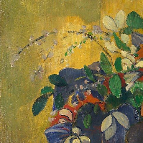 Paul Gauguin - Vase of Flowers 2