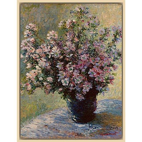 The Courtauld Gallery, Claude Monet - Vase of flower...