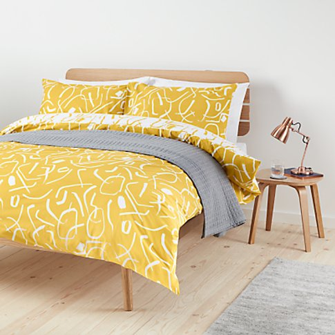House by John Lewis Dance Party Duvet Cover Set, Mus...