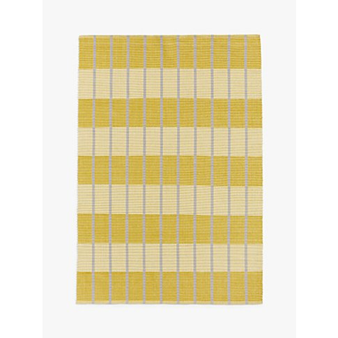 House By John Lewis Grid Check Rug