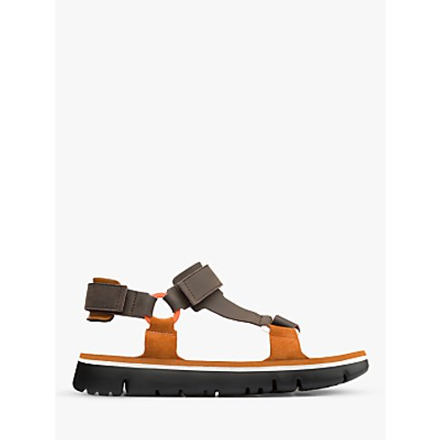 Camper Oruga Leather Sandals