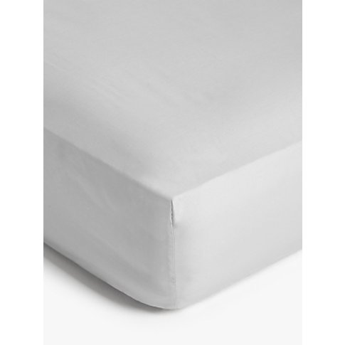 John Lewis & Partners 400 Thread Count Cotton Satin ...